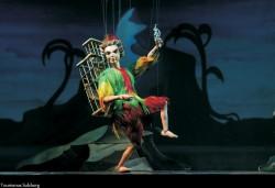 Puppetry: a forgotten art.