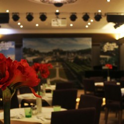 restaurant stage Sound of Salzburg