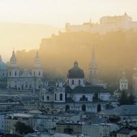 City of Salzburg View
