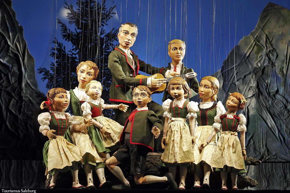 Marionettentheater Salzburg