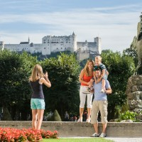 View Castle Salzburg