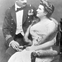 Agathe Whitehead and Georg von Trapp